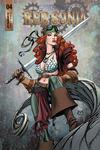 Legenderry Red Sonja Vol 2 #4 Cover A Regular Joe Benitez Cover