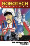 Robotech Archives Macross Saga Vol 2 TP