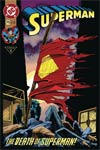 DC COMICS TIN COVER COLLECTION #2 SUPERMAN V2 #75 (C: 0-1-2)