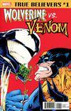 True Believers Wolverine vs Venom #1