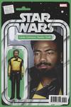 Star Wars Lando Double Or Nothing #1 Cover B Variant John Tyler Christopher Action Figure Cover