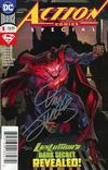 Action Comics Vol 2 Special #1 Cover B DF Signed By Dan Jurgens