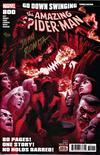 Amazing Spider-Man Vol 4 #800 Cover U DF Gold Signature Series Signed By John Romita Sr