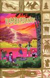 Lumberjanes #50 Cover D Incentive Veronica Fish Wraparound Foil Virgin Variant Cover
