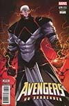 Avengers Vol 6 #679 Cover D 2nd Ptg Variant Arron Kim Jacinto Cover (No Surrender Part 5)(Marvel Legacy Tie-In)