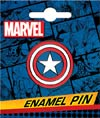 Marvel Comics Captain America Shield Enamel Pin (51031MV)