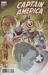 Captain America Vol 8 #703 Cover B Variant Julian Totino Tedesco Connecting Cover (3 Of 4)
