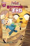 Adventure Time Beginning Of The End #2 Cover A Regular Victoria Maderna Cover