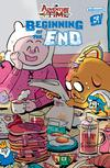 Adventure Time Beginning Of The End #2 Cover B Variant Diigii Daguna Subscription Cover