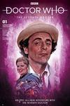 Doctor Who 7th Doctor #1 Cover B Variant Photo Cover