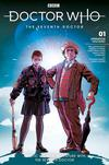 Doctor Who 7th Doctor #1 Cover C Variant Chris Jones Cover