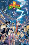 Mighty Morphin Power Rangers Anniversary Special #1 Cover A Regular Steve Morris Cover