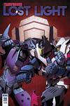 Transformers Lost Light #20 Cover A Regular Jack Lawrence Cover