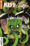 KISS Army Of Darkness #5 Cover A Regular Kyle Strahm Cover