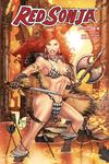 Red Sonja Vol 7 #18 Cover B Variant Billy Tucci Cover