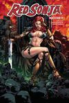 Red Sonja Vol 7 #18 Cover C Variant Carlos Gomez Cover