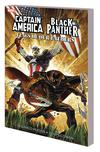 Captain America Black Panther Flags Of Our Fathers TP New Printing