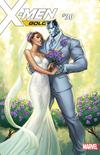 X-Men Gold #30 Cover B Variant J Scott Campbell Kitty Pryde & Colossus Cover (Til Death Do Us Part Part 6)