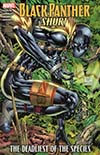 Black Panther Shuri Deadliest Of The Species TP New Printing