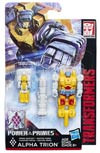 Transformers Power Of The Primes Master Series Alpha Trion Action Figure