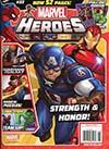 Marvel Super-Heroes Magazine #33 May / June 2018