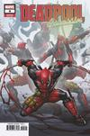 Deadpool Assassin #4 Cover B Variant Patrick Brown Cover