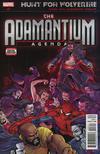 Hunt For Wolverine Adamantium Agenda #3 Cover A Regular Giuseppe Camuncoli Cover