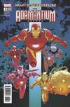 Hunt For Wolverine Adamantium Agenda #3 Cover B Variant RB Silva Cover