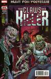 Hunt For Wolverine Claws Of A Killer #3 Cover A Regular Giuseppe Camuncoli Cover