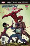 Hunt For Wolverine Weapon Lost #3 Cover A Regular Giuseppe Camuncoli Cover