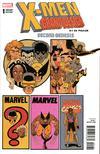X-Men Grand Design Second Genesis #1 Cover C Variant Ed Piskor Corner Box Cover