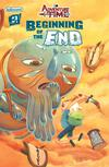 Adventure Time Beginning Of The End #3 Cover A Regular Victoria Maderna Cover