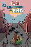 Adventure Time Beginning Of The End #3 Cover B Variant Diigii Daguna Subscription Cover