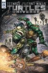 Teenage Mutant Ninja Turtles Universe #24 Cover A Regular Freddie Williams II Cover