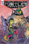 Teenage Mutant Ninja Turtles Universe #24 Cover B Variant Pablo Tunica Cover