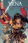 Xena Vol 2 #6 Cover B Variant Vicente Cifuentes Cover