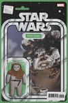 Star Wars Vol 4 #51 Cover B Variant John Tyler Christopher Action Figure Cover
