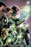 Hal Jordan And The Green Lantern Corps #50 Cover B Variant Tyler Kirkham Cover