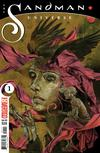 Sandman Universe #1 Cover E Variant Dave McKean Cover