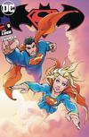 Superman Batman #8 Cover E Variant Michael Turner & Peter Steigerwald Aspen Comics B Cover