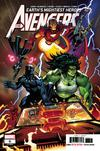 Avengers Vol 7 #6 Cover A Regular Ed McGuinness Cover