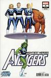 Avengers Vol 7 #6 Cover B Variant John Cassaday Return Of The Fantastic Four Cover