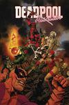 Deadpool Assassin #5 Cover B Variant Dave Johnson Cover