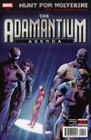 Hunt For Wolverine Adamantium Agenda #4 Cover A Regular Giuseppe Camuncoli Cover