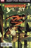 Hunt For Wolverine Weapon Lost #4 Cover B Variant Ron Garney Cover
