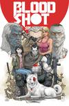 Bloodshot Salvation #12 Cover A Regular Kenneth Rocafort Cover