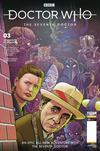 Doctor Who 7th Doctor #3 Cover A Regular Christopher Jones Cover