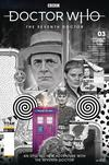 Doctor Who 7th Doctor #3 Cover B Variant Photo Cover