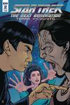 Star Trek The Next Generation Terra Incognita #2 Cover A Regular Tony Shasteen Cover