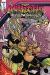 Teenage Mutant Ninja Turtles Bebop & Rocksteady Hit The Road #1 Cover A Regular Nick Pitarra Cover